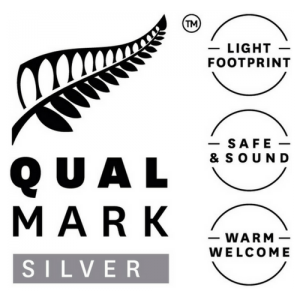 Image result for logo qualmark silver