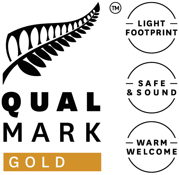 Qualmark Gold Logo
